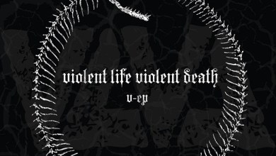 Photo of VIOLENT LIFE VIOLENT DEATH (USA) «V-EP» CD EP 2017 (Autoeditado)
