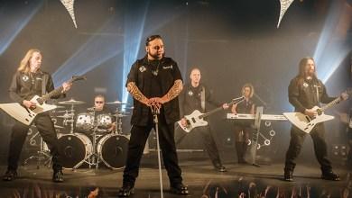 Photo of CREMATORY (DEU) «Live Insurrection» CD LIVE + DVD 2017 (SPV / Steamhammer)