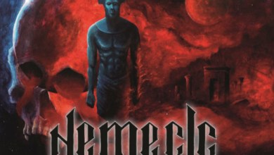 Photo of NEMECIC (FIN) «The deathcantation» CD 2017 (Inverse Records)