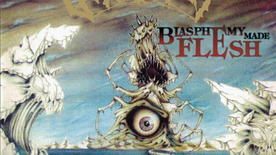 """Photo of CRYPTOPSY (CAN) """"Blasphemy Made Flesh"""" (Invasion Records, 1994)"""