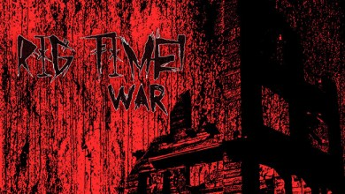 Photo of RIG TIME (USA) «War» CD 2017 (Innerstrenght records)
