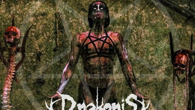 "Photo of DRAKONIS (IRL) ""The great miasma"" CD EP 2017 (Hostile Media)"