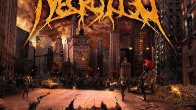 Photo of NECROTTED (DEU) «Worldwide warfare» CD 2017 (Rising nemesis Records)