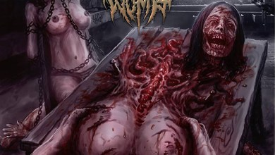 """Photo of PUTRID WOMB (USA) """"Propensity for violence"""" CD 2017 (Rotten Music)"""