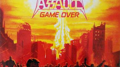 "Photo of NUCLEAR ASSAULT (USA) ""Game Over"" (Combat Records, 1986)"