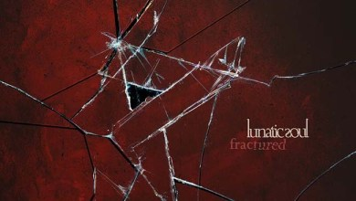Photo of LUNATIC SOUL (POL) «Fractured» CD 2017 (Kscope)