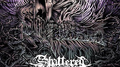 Photo of SHATTERED HORIZONS (GBR) «Abhorrence» CD 2017 (Autoeditado)