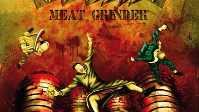 Photo of ASSAULTER (ITA) «Meat grinder» CD 2017 (EBM Records)