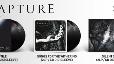 Photo of RAPTURE, reediciones en preorder