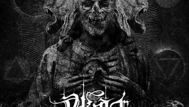 "Photo of BLIGHT (CAN) ""The teachings / death reborns"" CD (Black Market metal label)"