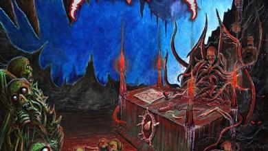 "Photo of ECTOPLASMA (GRC) ""Cavern of Foul Unbeings"" CD 2018 (Memento Mori)"