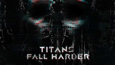Photo of TITANS FALL HARDER (FRA) «Evolve» CD EP 2017 (Autoeditado)