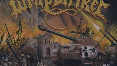 Photo of WHIPSTRIKER (BRA) «Merciless Artillery» CD 2018 (Hells Headbangers)