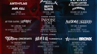 Photo of El RESURRECTION FEST muestra su cartel definitivo con 20 nuevas incorporaciones