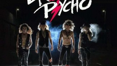 Photo of EROTIC PSYCHO (ESP) «The Lost Boyz» CD 2018 (Art Gates Records)