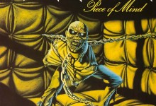 "Photo of IRON MAIDEN (GBR) ""Piece of mind"" (EMI, 1983)"