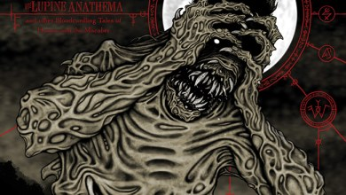 Photo of THE GROTESQUERY (SWE) «The Lupine Anathema» CD 2018 (Xtreem Music)