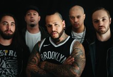 Photo of BAD WOLVES (USA) – Entrevista con Tommy Vext