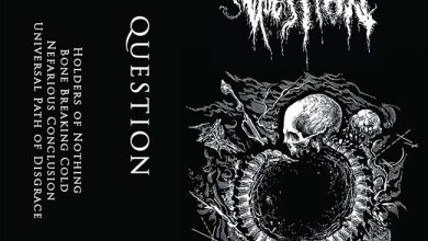 "Photo of QUESTION (MEX) ""Question"" CD EP 2018 (Caligari Records)"