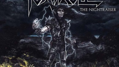 "Photo of TOXIKULL (PRT) ""The Nightraiser"" CD EP 2018 (Mosher Records / Firecum records)"