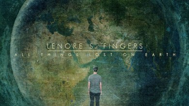 Photo of LENORE S. FINGERS (ITA) «All Things Lost On Earth» CD 2018 (My Kingdom Music)