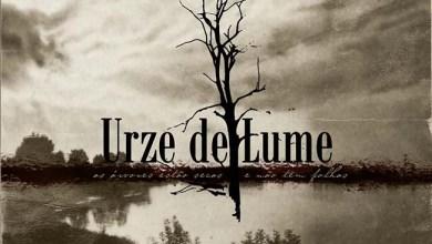 Photo of URZE DE LUME (PRT) «As Árvores Estão Secas E Não Têm Folhas» CD 2018 (Equilibrium Music)