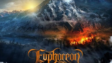 Photo of EUPHOREON (NZE) «Ends of the Earth» CD 2018 (Autoeditado)