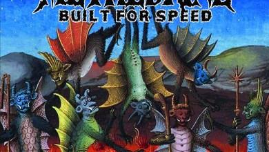 Photo of METHEDRINE (ITA) «Built For Speed» CD EP 2018 (Kornalcielo Records)