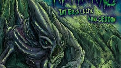 Photo of NECROEXOPHILIA (MEX) «Intergalactic Armageddon» CD 2018 (CDN Records)