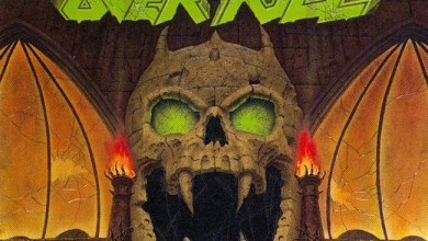 Photo of OVER KILL (USA) «The years of decay» (Megaforce records, 1989)