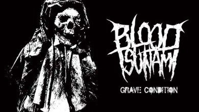 Photo of BLOOD TSUNAMI (NOR) «Grave Condition» CD 2018 (Soulseller Records)