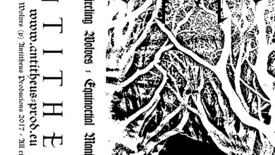 Photo of ENCIRCLING WOLVES (GBR) «Equinoctial Manifestations» DEMO TAPE 2018 (Antitheus Productions)