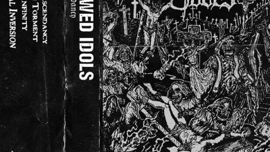 Photo of HOLLOWED IDOLS (USA) «Morbid Ascendancy» DEMO 2018 (Autoeditado)