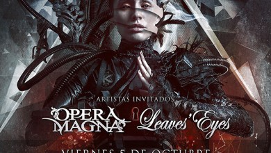 Photo of KAMELOT llegarán a Madrid y Barcelona en octubre junto a OPERA MAGNA y LEAVES EYES