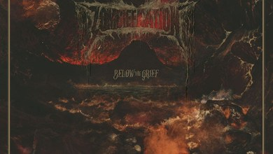 Photo of ZOMBIEFICATION (MEX) «Below the Grief» CD 2018 (Doomentia)