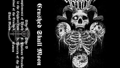 Photo of GRAVEN MAUL (USA) «Crushed Skull Moon» DEMO 2018 (Redefining Darkness Records)
