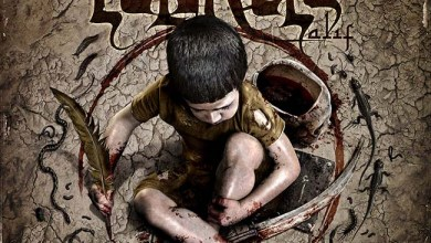 Photo of LELAHELL (DZA) «Alif» CD 2018 (Metal Age Productions)