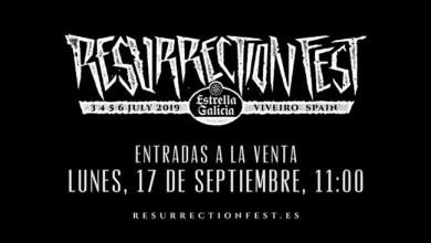 Photo of Confirmadas las fechas del RESURRECTION FEST ESTRELLA GALICIA 2019: 3-6 Julio