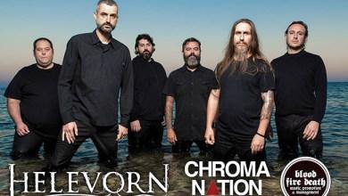 Photo of Título, sello y teaser del próximo álbum de HELEVORN