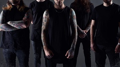 Photo of BURY TOMORROW en febrero de gira por España