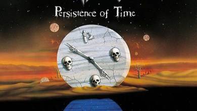 """Photo of ANTHRAX (USA) """"Persistence of time"""" (Island Records, 1990)"""