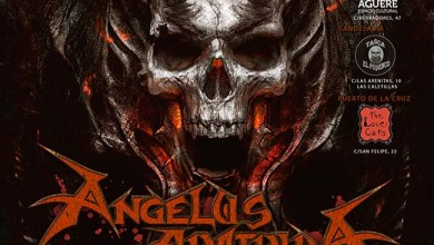 Photo of ANGELUS APATRIDA en febrero en Tenerife con Apocalipsis Events Canarias