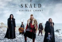 "Photo of SKÁLD (FRA) ""Vikings chant"" CD 2019 (Decca Records / Universal Music Publishing)"