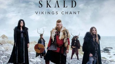 Photo of SKÁLD (FRA) «Vikings chant» CD 2019 (Decca Records / Universal Music Publishing)