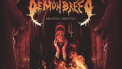 Photo of DEMONBREED (DEU) «Hunting heretics» CD 2018 (Testimony Records)