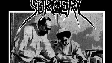 Photo of OPEN SURGERY (SWE) «After birth abortion» CD EP 2018 (BVR Records)