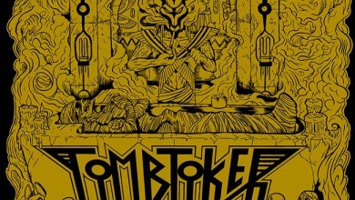 Photo of TOMBTOKER (USA) «Coffin Texts» CD 2018 (Seeing Red Records / Metal swarm)