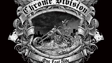Photo of CHROME DIVISION (NOR) «One last ride» CD 2018 (Nuclear Blast Records)