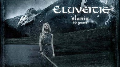 "Photo of ELUVEITIE (SWI) ""Slania"" CD 2018 (Nuclear Blast Records)"