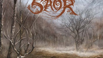 Photo of SAOR (GBR) «Forgotten Paths» CD 2019 (Avantgarde Music)